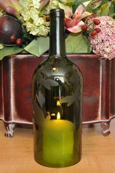 wine bottle creation