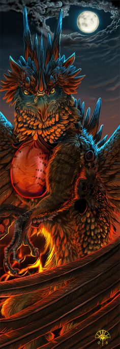 'Acer Gryphon'....Artwork by *AlectorFencer