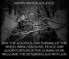 Merry Winter Solstice