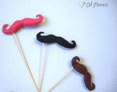 Karnawałowe wąsy!