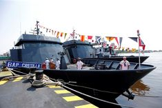 La Marina de Guerra del Perú incorpora la Cañonera Fluvial BAP Castilla