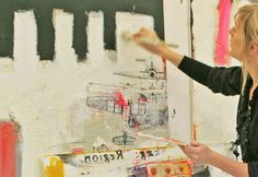 Three Sixty Thinking: Line Juhl Hansen