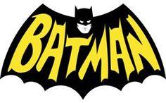 Batman Logo (TV Series by on DeviantArt Logo Batman, Joker Batman, Batman Robin, Batman 1966, Batman Stuff, Batman Cape, Dc Comic Books, Comic Movies, Comic Book Characters