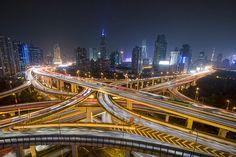 The Beautiful Chaos of the City Freeway Exchange web 1000 n 72.jpg (1000×667)