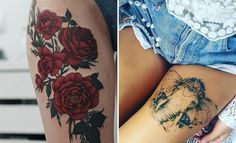 Are you in the market for some badass thigh tattoo ideas for women? You might want to sit down - we've found 25 of them that will blow your socks off!
