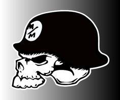 metal mulisha skull - Google Search