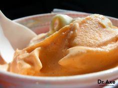 Mango Coconut Ice Cream Recipe