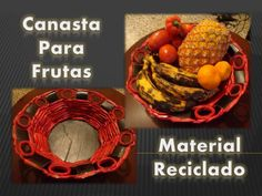 Canasta Para Frutas