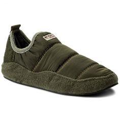 Papuci de casă NAPAPIJRI - Morran 15897163 Dark Olive N730 Olives, Sneakers, Interior, Shoes, Fashion, Tennis, Moda, Slippers, Zapatos