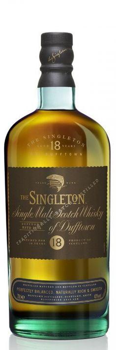 Одиночка — односолодовый шотландский виски, производящийся в Даффтауне.