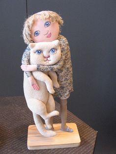Мягкий мир Тани Овчинниковой - Ярмарка Мастеров - ручная работа, handmade