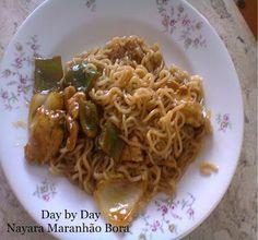 Day by Day: Nissim Yakissoba do meu jeito