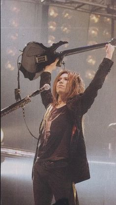 Aoi. The GazettE.