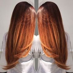 {when the sun is out} #naturallighting #beautique119 #summerhair #ombre…