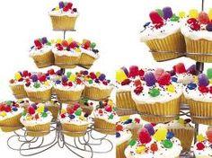 カップケーキタワー - Google 検索