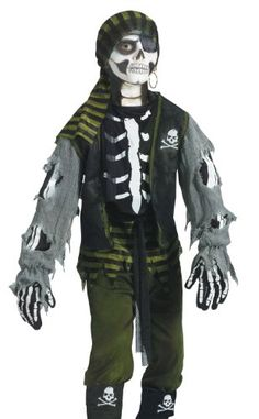 Fun World Kids Boys Scary Skeleton Zombie Pirate Halloween Costume Medium Fun World Costumes,http://www.amazon.com/dp/B0087J7Z54/ref=cm_sw_r_pi_dp_gQRwsb1TPKMTC30W