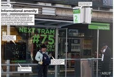 Mobility Information Amenity