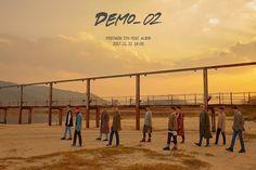 #PENTAGON 5th Mini Album #DEMO_02 Concept Photo 02