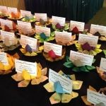 O is for Origami Wedding Touches Origami Wedding, Flower Crafts, Bouquet, Homemade, Crafty, Touch, Bridal, Flowers, Cards