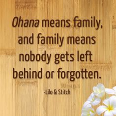 What does #family mean to you?