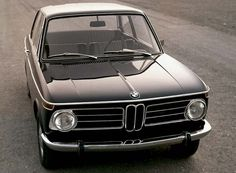 BMW 2002 youngtimer