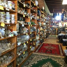 Best Vintage Antiques And Thrift Shops In Athens Georgia