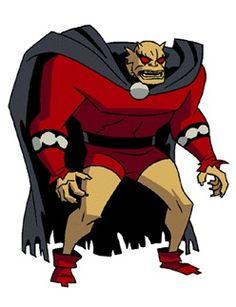 Etrigan batman tas - Etrigan the Demon - Wikipedia, the free encyclopedia Comic Book Heroes, Comic Books, Justice League Villain, Justice League Unlimited, Aquaman, Graphic Design Illustration, X Men, Animated Gif, Dc Comics
