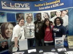 Me Chilling With K-Love Christian Radio Station!