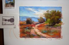 Painting my World: Back to Basics with Pastels