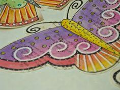 """DEsigned By Diane Evans: More """"Sketchbook Delight"""" . . ."""
