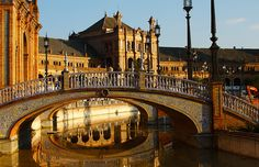 Seville, Andalusia Spain