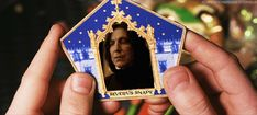 Severus Chocolate Frog Card  No artist listed