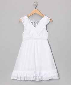 834c612dcfc5 zulily My Girl, Girls Dresses, Communion, Charity, Girl Outfits, Kids  Fashion