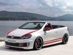 2013 Volkswagen Golf GTI Cabriolet Austria