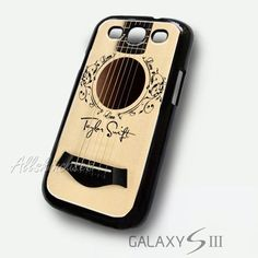 Taylor Swift Guitars Samsung Galaxy S3 Case