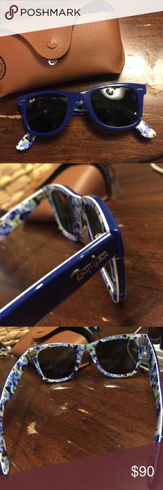 """Ray Ban """"Special Series"""" Wayfarer Sunglasses Love these sunglasses, case is included!💖 reasonable offers are accepted! Ray-Ban Accessories Sunglasses"""
