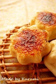 くるみさんの「幸せのクレームブリュレパン」レシピ。製菓・製パン材料・調理器具の通販サイト【cotta*コッタ】では、人気・おすすめのお菓子、パンレシピも公開中!あなたのお菓子作り&パン作りを応援しています。