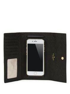 fce1f57c3735 Kate Spade New York Saffiano Leather Tech Wallet