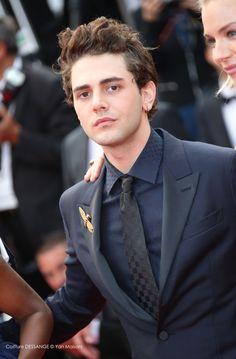 Xavier Dolan  #dessange #cannes2015 #coiffeurofficiel Cannes Film Festival 2015, Cannes 2015, Xavier Dolan, Beautiful Boys, Most Beautiful, Star Francaise, Palais Des Festivals, Daddy Issues, My Prince