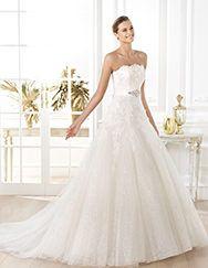 Pronovias te presenta el vestido de novia Liceria. Glamour 2014. | Pronovias