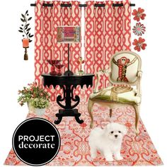 """Project Decorate"" by jacque-reid on Polyvore .... contest Project Decorate"