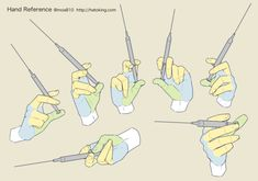 Manga Drawing Tips Artworks Hand Drawing Reference, Art Reference Poses, Drawing Tutorial Hands, Anime Drawing Tutorials, Anatomy Reference, Anatomy Drawing, Manga Drawing, Gesture Drawing, Manga Art