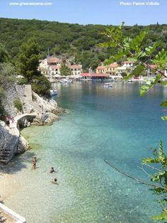 kioni69.jpg (672×896) so beautiful. Greece! Let's take a vacation here sometime!