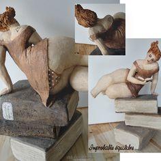 Didierlaurent Véronique - Sculptures