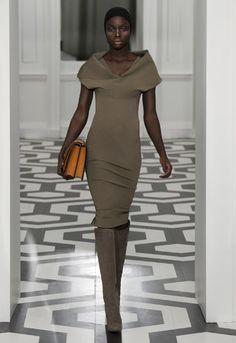 Victoria Beckham........... I'm a slave for her fashion