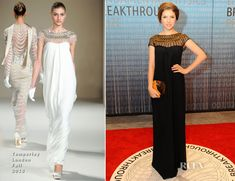 Anna Kendrick In Temperley London – Breakthrough Prize Inaugural Ceremony - Red Carpet Fashion Awards