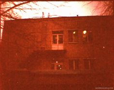 REDSCALE ROAD - Lomography by MANDRAGUZZLE. http://mandraguzzle.com #art #photo #photography #lomo #lomography #film