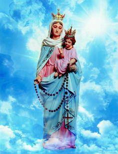 Mejores 37 imgenes de la santsima virgen mara del rosario de san mara del rosario de san nicols altavistaventures Choice Image