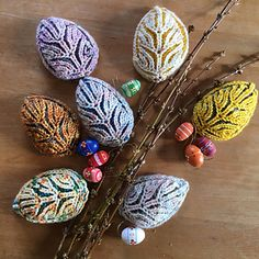 Ravelry: Easter Brio