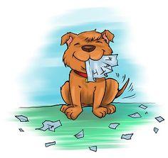 Kenn Nesbitt's Poetry for Kids - My Dog Ate My Homework